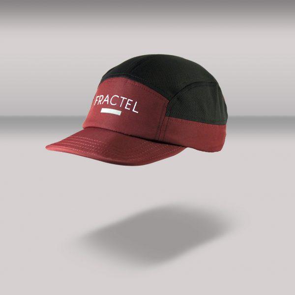 "Fractel ""Crimson Crush"" Edition Cap   CRIMSON-ANGLE"