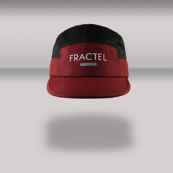 """Fractel """"Crimson Crush"""" Edition Cap   CRIMSON-FRONT"""