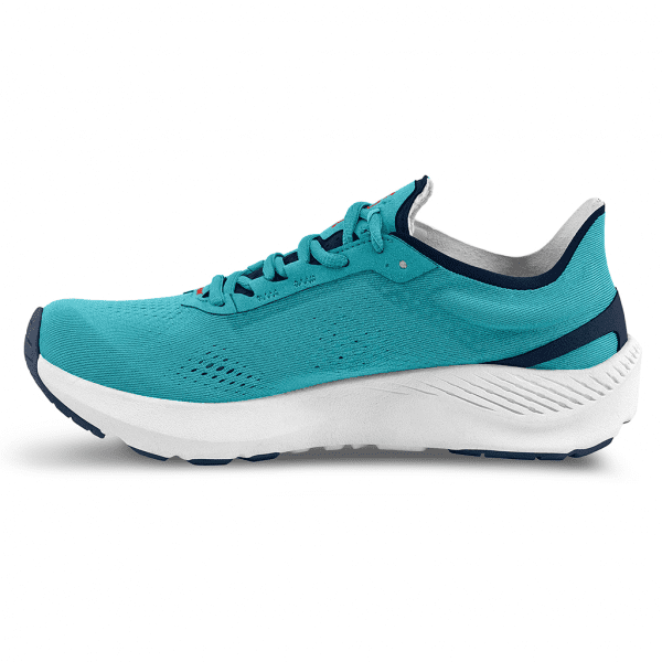 Topo Athletic Cyclone Mens Road Running Shoes   CyanRed2_2048x
