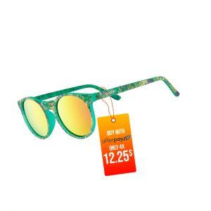 Goodr Circle G Running Sunglasses - Jaded Little Pill | JadedLittlePillSide_1000x