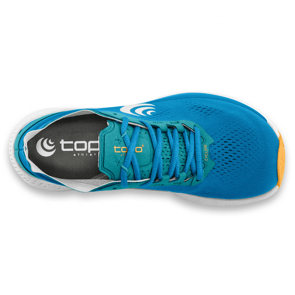 Topo Athletic Cyclone Womens Road Running Shoes | SkyGold4_2048x