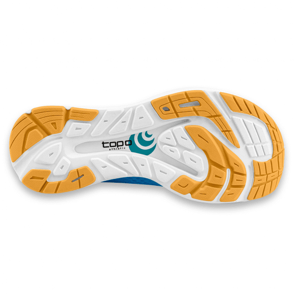 Topo Athletic Cyclone Womens Road Running Shoes | SkyGold5_2048x