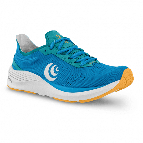 Topo Athletic Cyclone Womens Road Running Shoes | SkyGold6_2048x