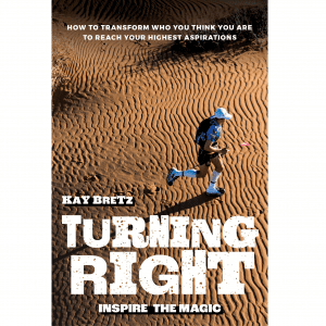 Turning Right - Inspire the Magic by Kay Bretz | Untitled
