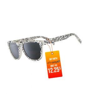 Goodr OG Running Sunglasses - Zebra Jasper's Life Coach | ZebraJasper_sLifeCoachSide_1000x