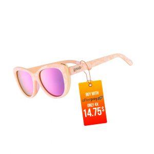 Goodr Runways Running Sunglasses – Rose Quartz Bypass | RoseQuartzBypassSide_1000x