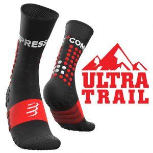 Compressport Ultra Trail Socks | running socks