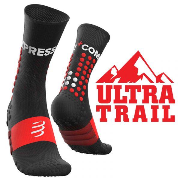 Compressport Ultra Trail Socks   running socks