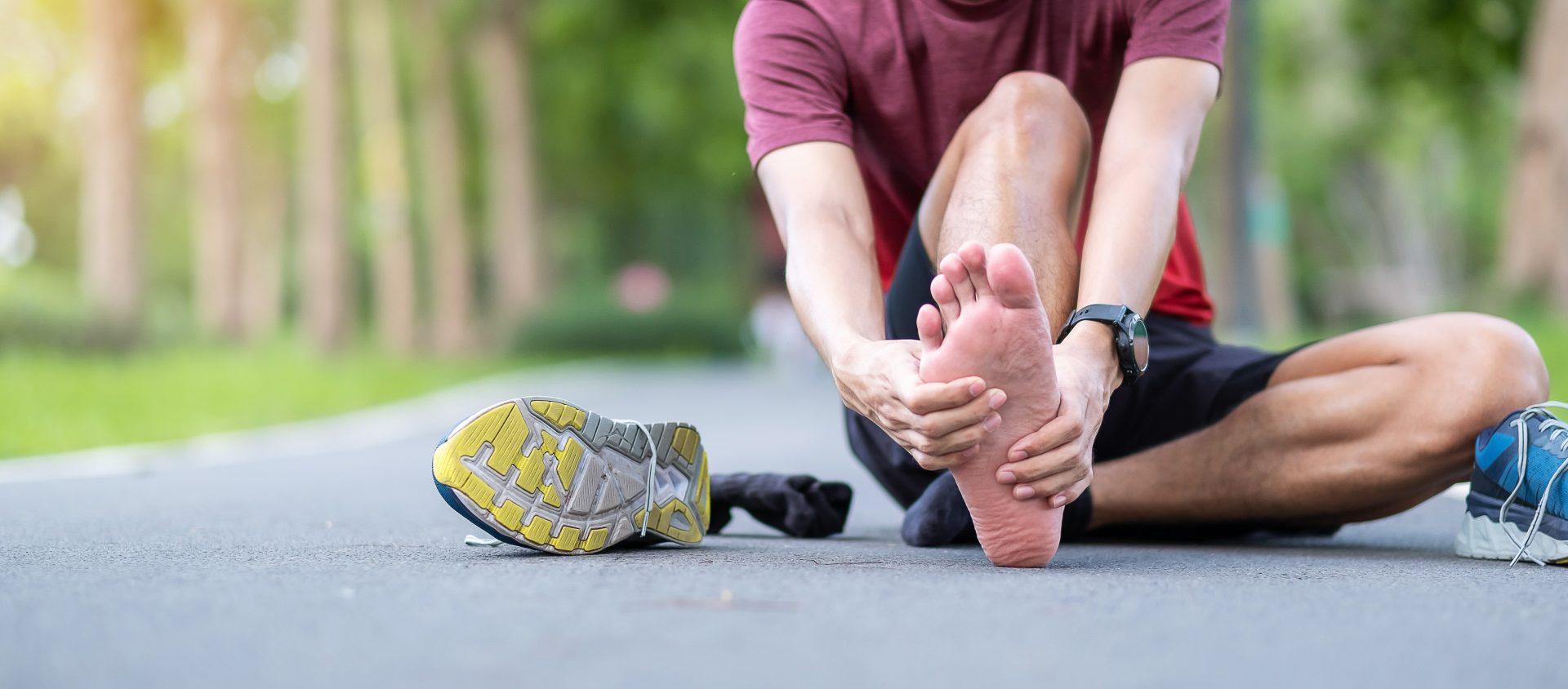 Run With Plantar Fasciitis
