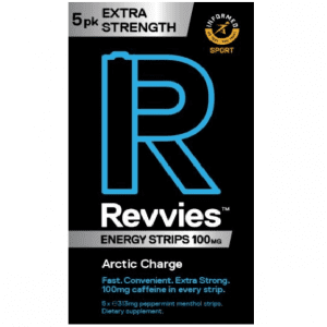 Revvies Energy Strips - Extra Strength Arctic Charge 100mg   Untitled