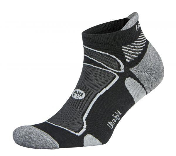 Falke Ultra Light Running Socks (2 Colours)   light black