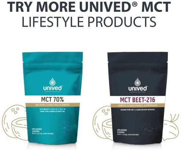Unived 70% MCT Oil Powder (30 Serve Pouch)   61rzLyHW3kL._AC_SL1000_