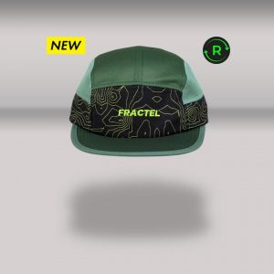 """Fractel """"Elevate"""" Edition Recycled Cap   ELEVATE_FRONT_NEW_720x"""