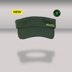 """Fractel """"Elevate"""" Edition Recycled Visor   VISOR_ELEVATE_FRONT_NEW_720x"""