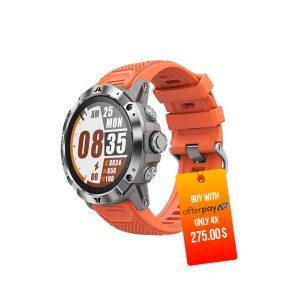 COROS VERTIX 2 GPS Adventure Watch - Lava | COROS-VERTIX-2-GPS-Adventure-Watch-–-Lava