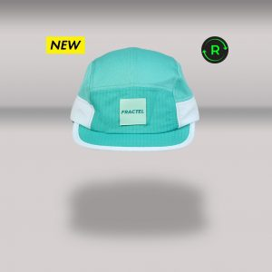 """Fractel """"Lagoon"""" Edition Recycled Cap   LAGOON_FRONT_NEW"""