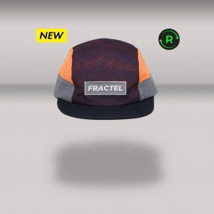 """Fractel """"Matrix"""" Edition Recycled Cap   MATRIX_FRONT_NEW"""