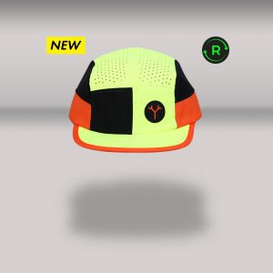 """Fractel """"Mirage"""" Edition Recycled Cap   MIRAGE_FRONT_NEW"""
