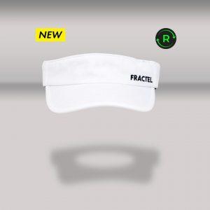 """Fractel """"Lumen"""" Edition Recycled Visor   VISOR_LUMEN_FRONT_NEW_720x"""