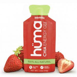 Hüma All Natural Energy Gel Original (6 Flavours)   Strawberry_Medium_8a7700fa-2e14-4268-a57f-1edaef56a92f